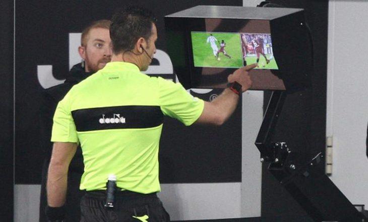 'Moviola', Milan ekipi i favorizuar nga gjyqtarët, ndërsa Torino më i dëmtuari