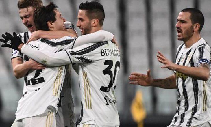Juventus barazon ndeshjen e gjashtë në kampionat, kësaj radhe me Atalanta-n