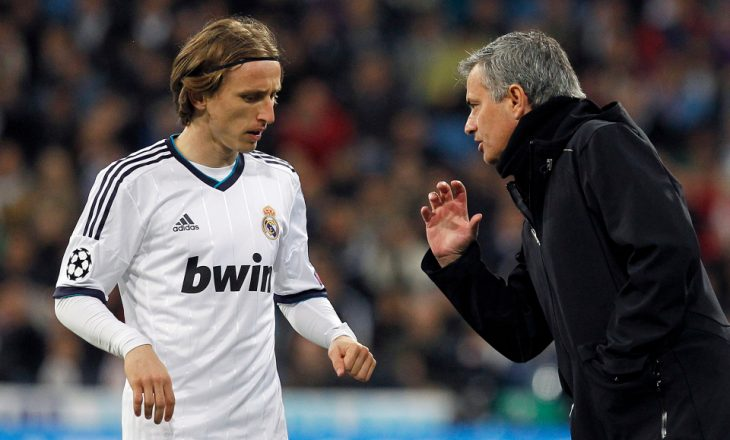 Mourinho kërkon Modricin në Tottenham