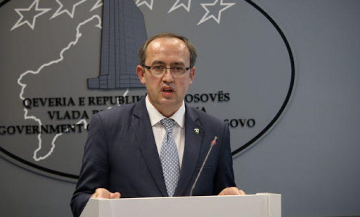 Hoti: Masat e reja kundër COVID-19 do të finalizohen deri të premten