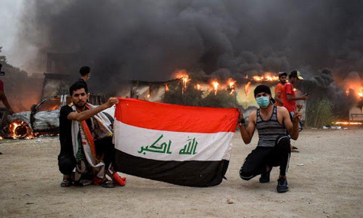 Nasiriya: Qyteti në zemër të kryengritjeve dhe rebelimit të Irakut