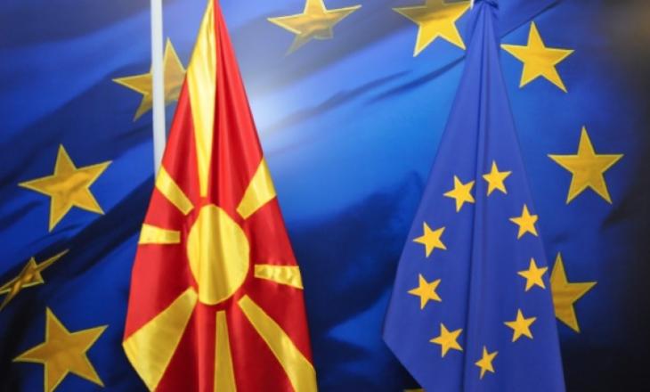 As negociata e as konkluzione me Maqedoninë e Veriut
