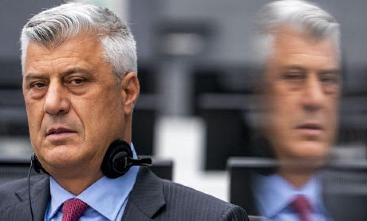 Qytetari nga Skenderaj 10 për qindëshin e Trustit ia dhuron fondit për mbrojtjen e Hashim Thaçit