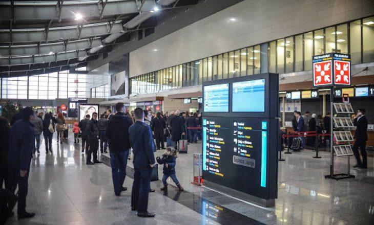 41 aeroplanë arrijnë sot nga Zvicra e Gjermania në Aeroportin e Prishtinës