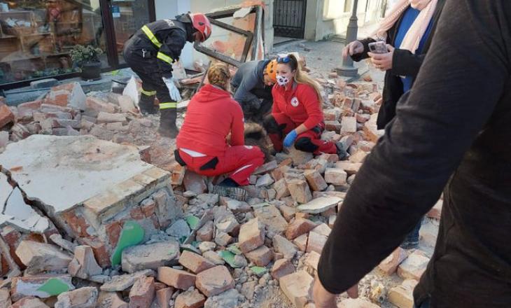 Ambasadori i Kosovës në Kroaci: Për momentin s'kemi informata për kosovarë të lënduar nga tërmeti
