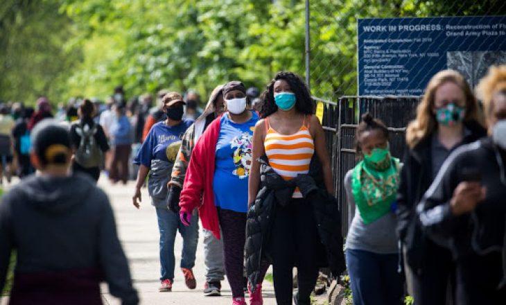 Shtetet e Bashkuara raportojnë 901 viktima nga COVID-19 në 24 orët e fundit