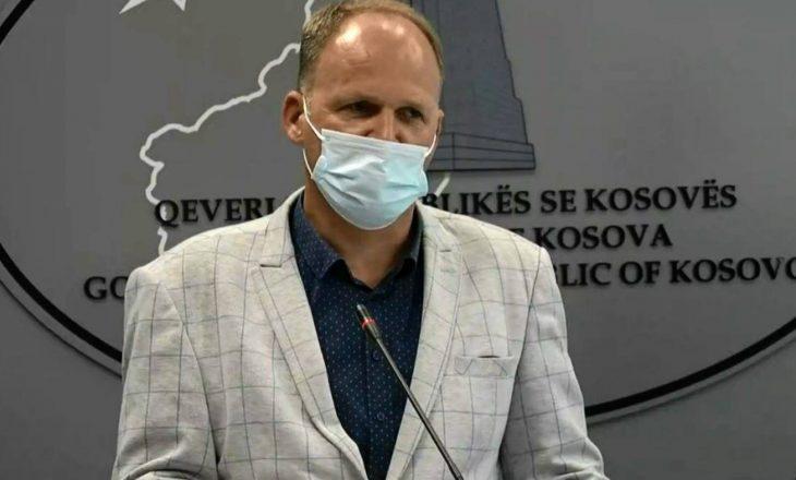 Krasniqi: Shqetësuese ngjarjet që e presin Kosovën, mund të ndikojnë në rritjen e rasteve