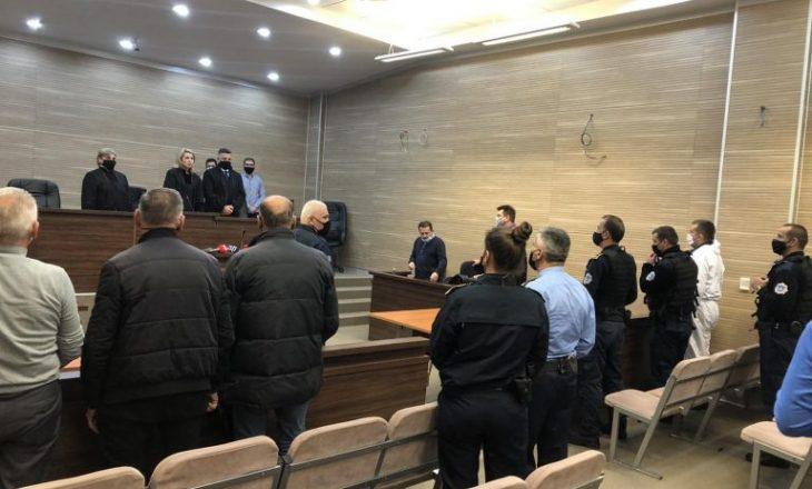 Dënohet me 6 vjet burg serbi i akuzuar për krime lufte