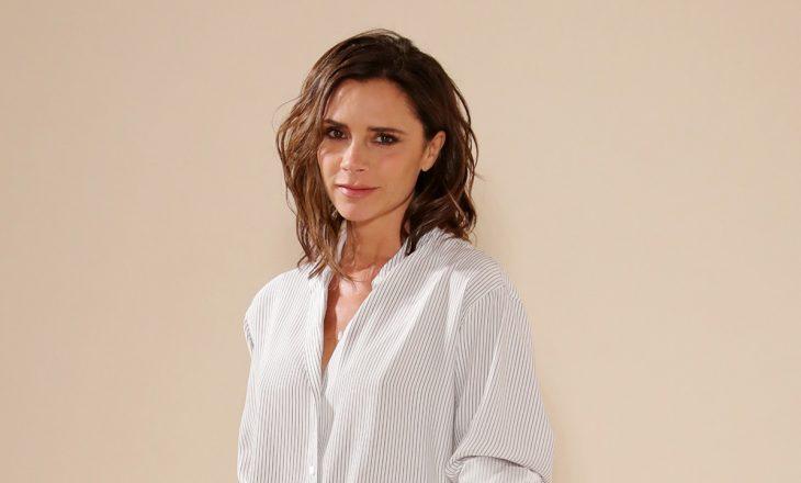 Po helmonte vetveten – Victoria Beckham detyrohet të heqë dorë nga dieta e rreptë