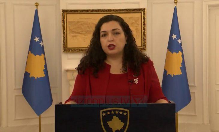 U.D presidentes Vjosa Osmani fillon vizitën zyrtare në Shqipëri