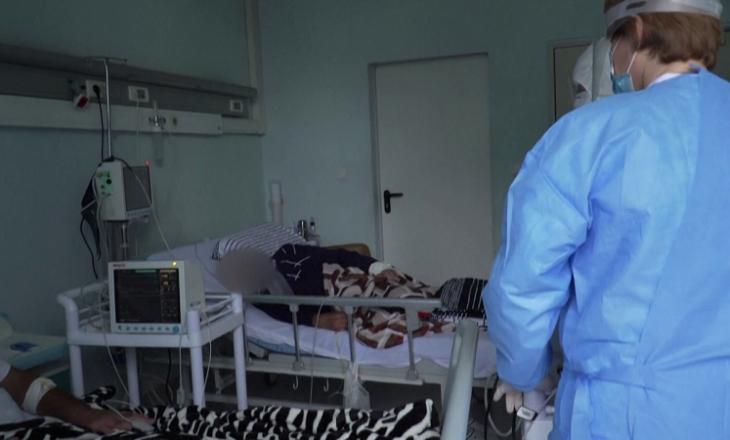301 pacientë të infektuar me Coronavirus e presin Vitin e Ri në spitalet e Kosovës