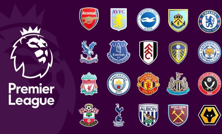 Premier League me këto ndeshje në program ditën e diele