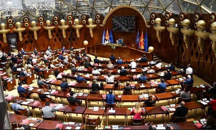 Vazhdojnë përplasjet për regjistrimin në Maqedoninë e Veriut