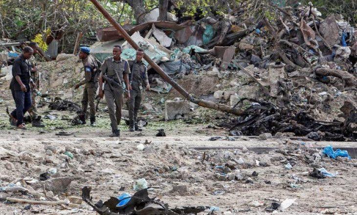 Nga shpërthimi i bombës në Somali, pesë persona humbin jetën