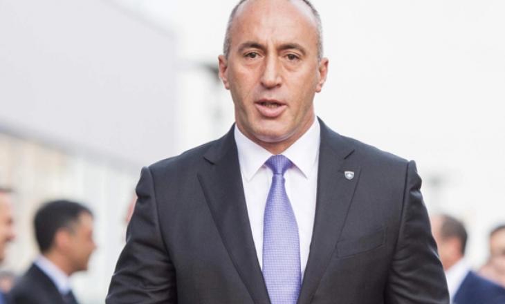 Haradinaj i tregon Biden që është kandidat për deputet