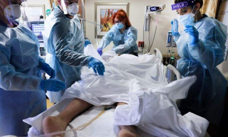 Studimi: 1 në 8 pacientë të shëruar nga COVID-19 vdesin brenda pesë muajsh
