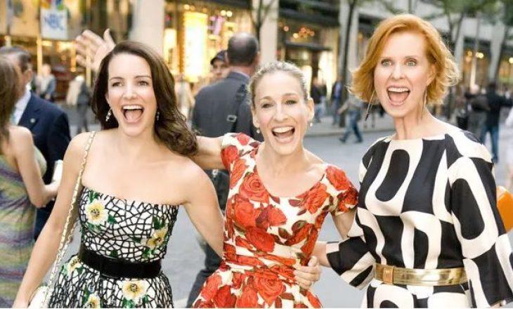 """Rikthimi i """"Sex and the City"""" – aktoret do paguhen shifra marramendëse për çdo episod"""