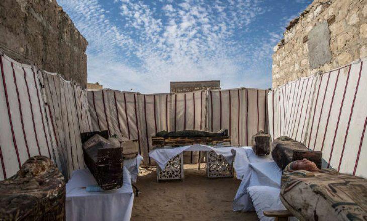 Egjipt: Zbulimi i varrezave antike dhe tempullit të funeraleve do të rishkruajë historinë