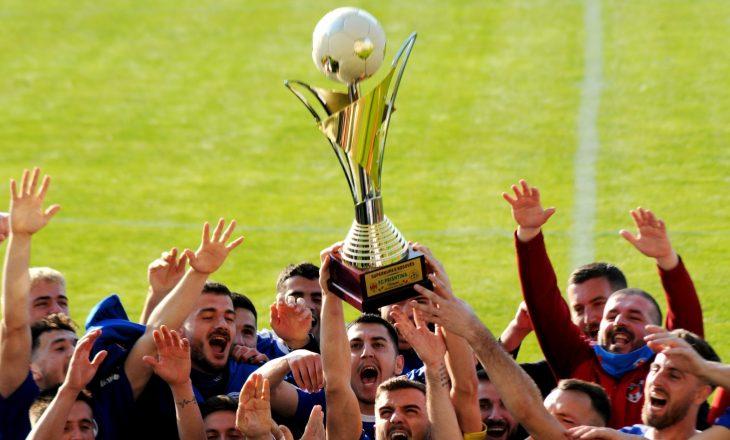 Superkupa i shkon Prishtinës, mposht Dritën në finale