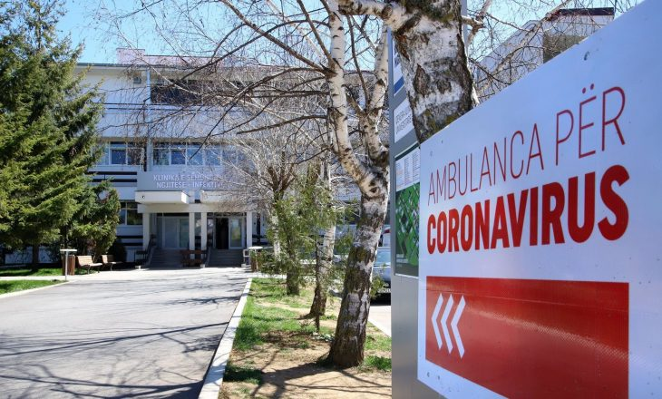Three deaths of Coronavirus in Kosovo