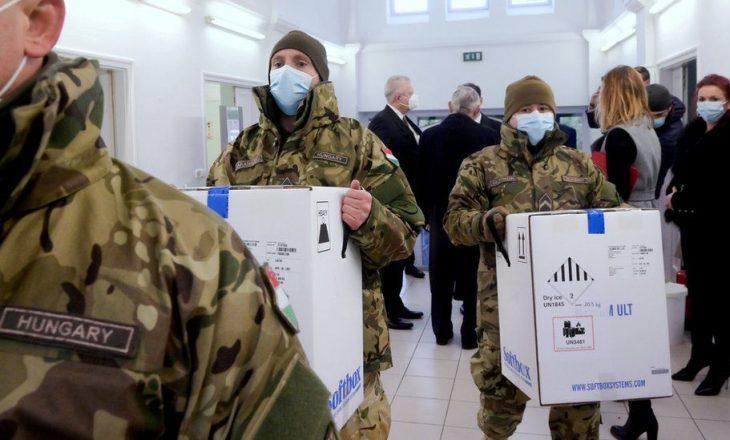 Coronavirus: Hungaria e para në BE që miraton vaksinën ruse