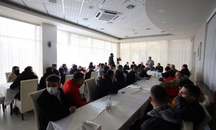 PDK-së në Gjakovë i bashkohen 70 anëtarë të rinj