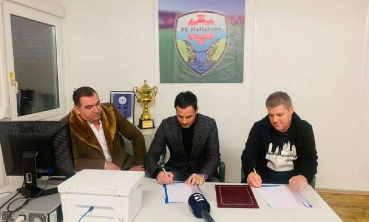 Arsim Thaçi emërohet trajner i FC Malishevës