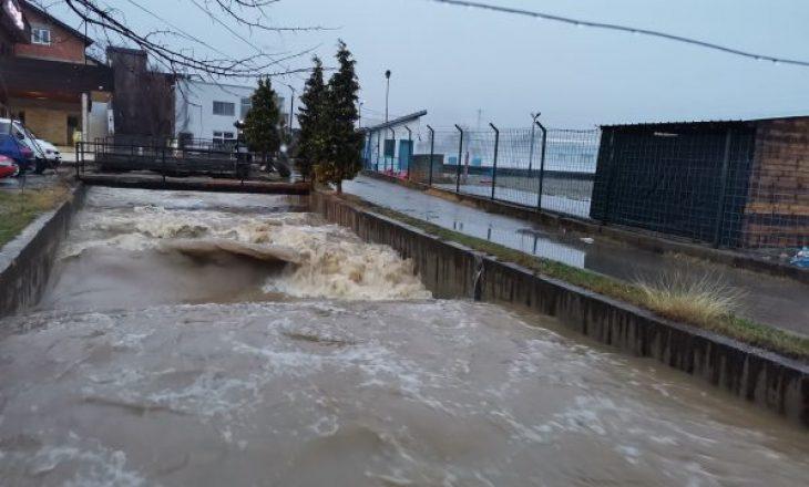 540 mijë euro dëme të shkaktuara nga vërshimet në Malishevë