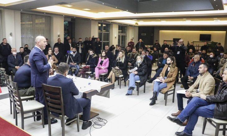 Haradinaj: Istogu po i përqafon vlerat e Aleancës