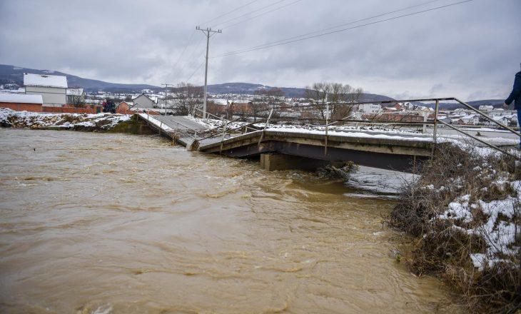 Hoti: Situata me vërshimet është nën kontroll, FSK dhe zjarrfikësit po ndihmojnë banorët