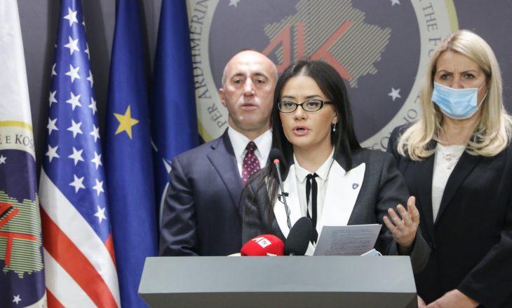 Haradinaj-Stublla zyrtarizon kandidaturën për deputete