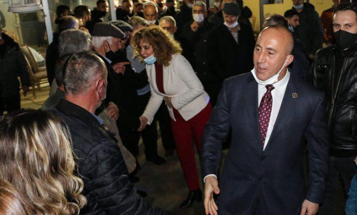 Haradinaj: Rahoveci do të mbështetet ekonomikisht nga programi i AAK-së