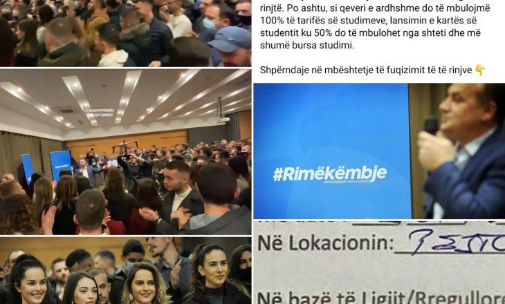 PDK gjobitet për të dytën herë nga Komuna e Prishtinës