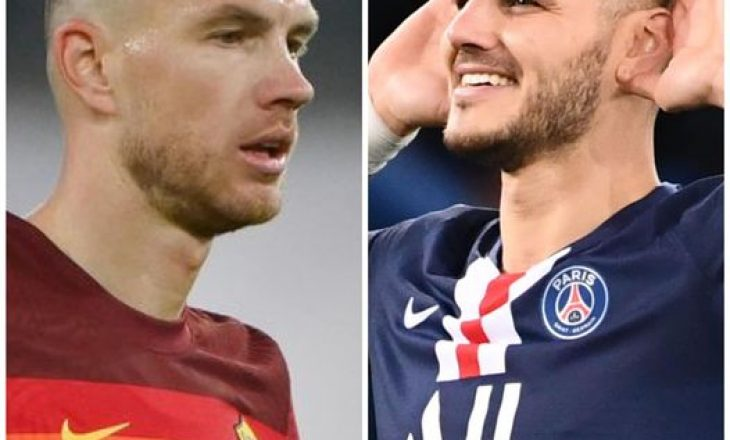 Roma dhe PSG mendojnë për shkëmbim të sulmuesve