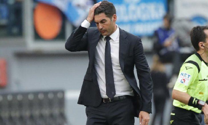 Fonseca pas sfidës me Inter: Kishim një pjesë të parë të mirë