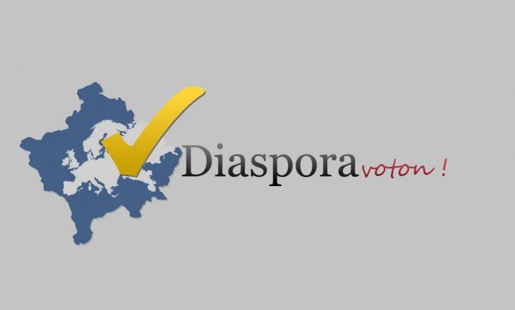 Diaspora ka afat dy javë për të votuar në zgjedhje