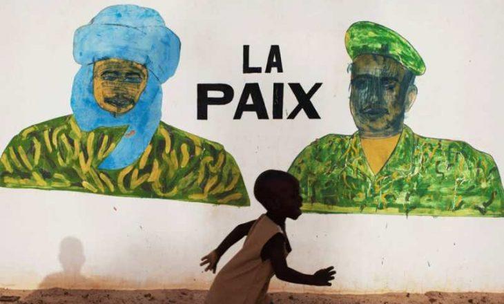 Grupet etnike në Mali nënshkruajnë 'tre marrëveshje paqeje'