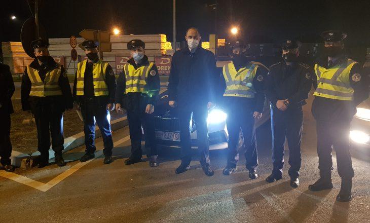 Policia: Festa e fundvitit kaloi e qetë dhe pa incidente madhore