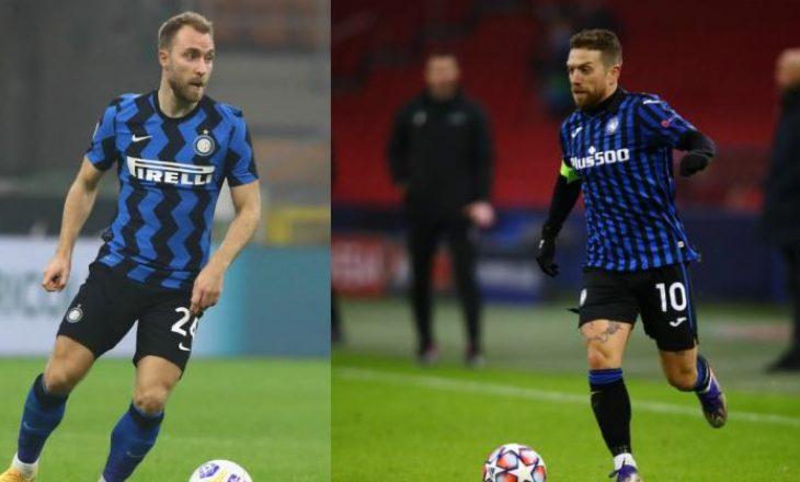 Atalanta i ofron Inter-it shkëmbimin Gomez – Eriksen