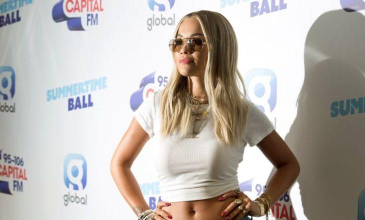 Rita Ora, kësaj here nuk mund t'iu bësh bisht rregullave!