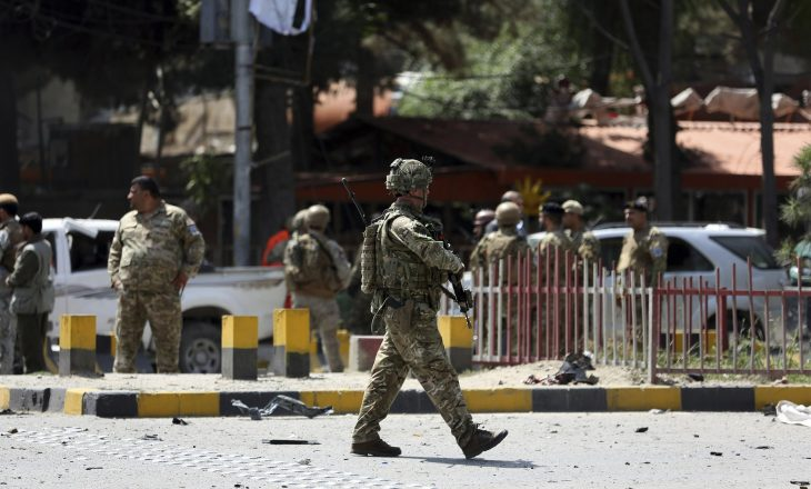 Tetë persona të sigurisë afgane të vrarë nga sulmi i talibanëve