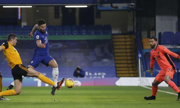 Tuchel e fillon me barazim te Chelsea, barazon pa gola me Wolverhampton