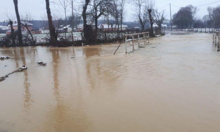 Të dielën pritet gjendje kritike nga vërshimet