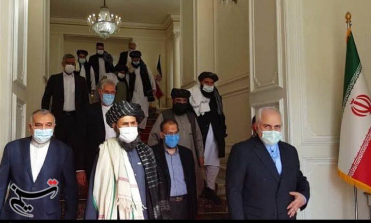 Ministri i Jashtëm iranian Zarif: Irani do të mbështesë një qeveri gjithëpërfshirëse në Afganistan