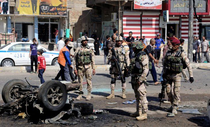 Nga shpërthimi i një bombe, një fëmijë humb jetën dhe katër të tjerë plagosen në Irak