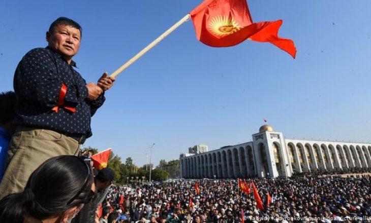 Pas trazirave, Kirgistani shkon drejt zgjedhjeve presidenciale