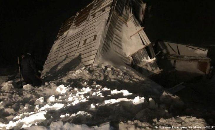 Nga orteku i borës, tre persona humbin jetën në Rusi