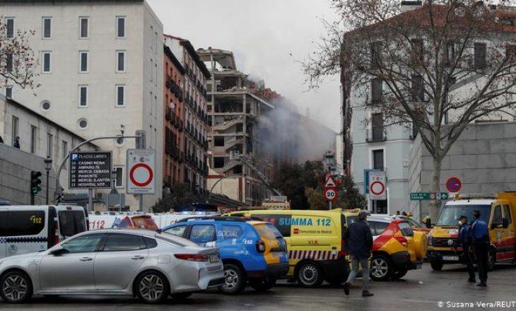 Shënohen dy viktima dhe dy persona tjerë të lënduar nga shpërthimi në Madrid