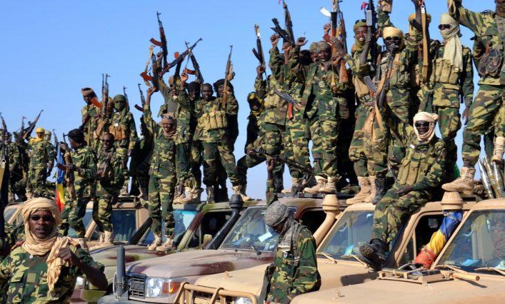Katër ushtarë vriten nga Boko Haram në Niger