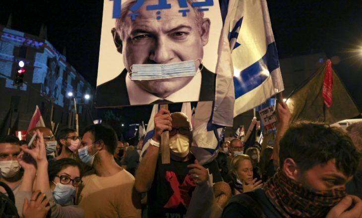 Vazhdojnë protestat kundër Natanyahut